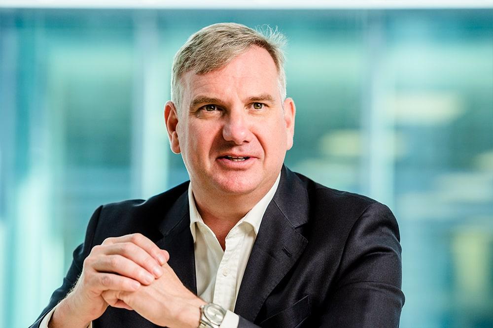 Ian Cloke corporate head shot