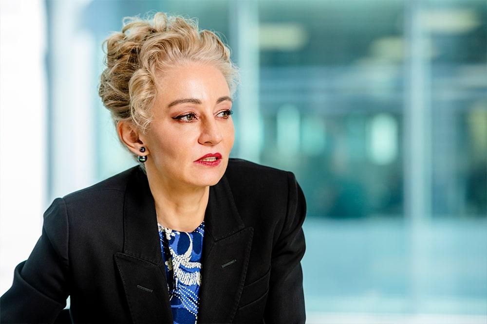 Anastasia Deulina corporate head shot